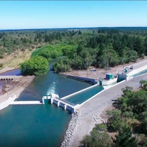 Suministro de equipos ALNUS-BSP para la Central Hidroeléctrica de Melo (Chile)